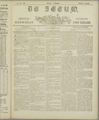 De Zeeuw. Christelijk-historisch nieuwsblad voor Zeeland 1898-12-31