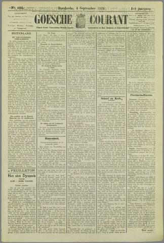 Goessche Courant 1924-09-04