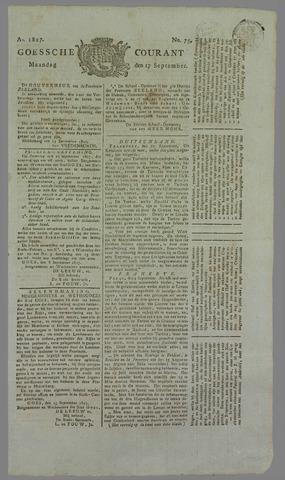 Goessche Courant 1827-09-17