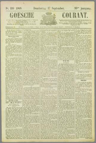 Goessche Courant 1908-09-17