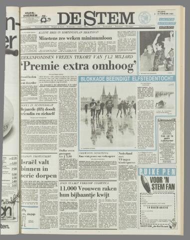 de Stem 1985-02-22
