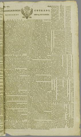 Middelburgsche Courant 1806-12-23