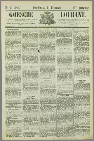 Goessche Courant 1908-02-13