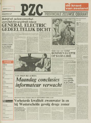 Provinciale Zeeuwse Courant 1977-07-23