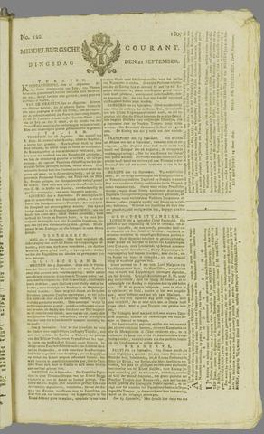 Middelburgsche Courant 1807-09-22