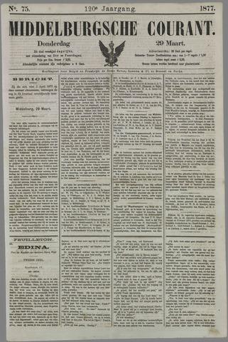 Middelburgsche Courant 1877-03-29