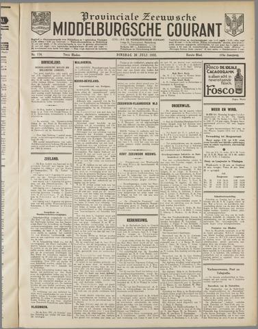 Middelburgsche Courant 1932-07-26