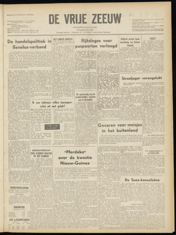 de Vrije Zeeuw 1954-06-10