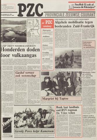 Provinciale Zeeuwse Courant 1986-08-26
