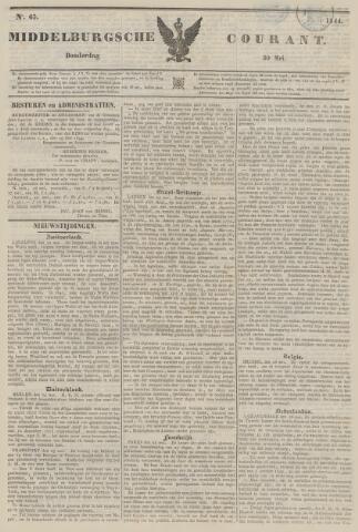 Middelburgsche Courant 1844-05-30