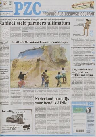Provinciale Zeeuwse Courant 2004-04-21