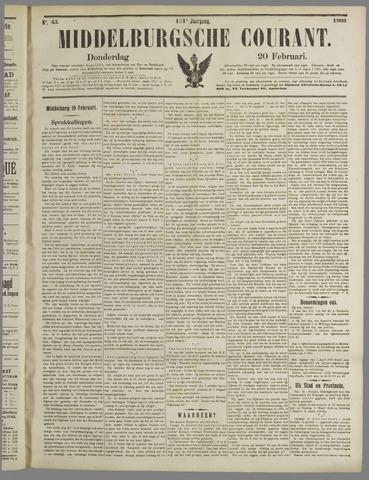 Middelburgsche Courant 1908-02-20