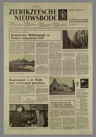 Zierikzeesche Nieuwsbode 1984-10-22