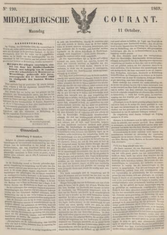Middelburgsche Courant 1869-10-11