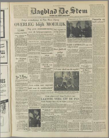 de Stem 1951-12-13