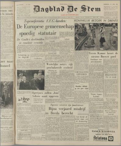 de Stem 1961-07-19