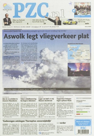 Provinciale Zeeuwse Courant 2010-04-16