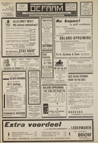 de Faam en de Faam/de Vlissinger 1960-01-22