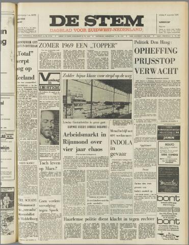 de Stem 1969-08-08