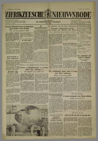 Zierikzeesche Nieuwsbode 1955-01-06