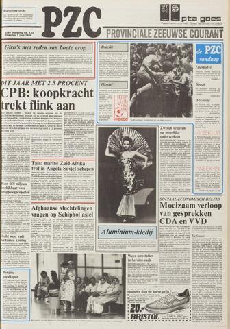 Provinciale Zeeuwse Courant 1986-06-07