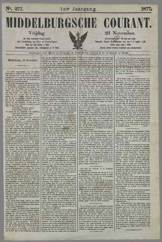 Middelburgsche Courant 1877-11-23