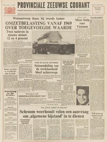 Provinciale Zeeuwse Courant 1967-10-06
