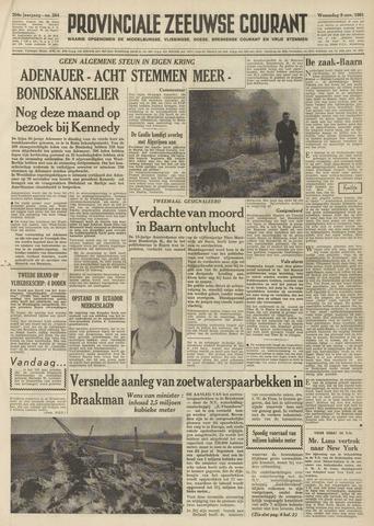 Provinciale Zeeuwse Courant 1961-11-08