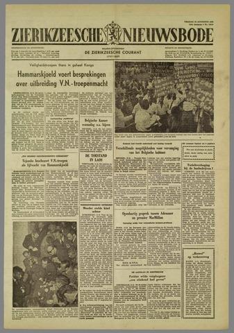 Zierikzeesche Nieuwsbode 1960-08-12