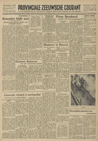 Provinciale Zeeuwse Courant 1947-05-08