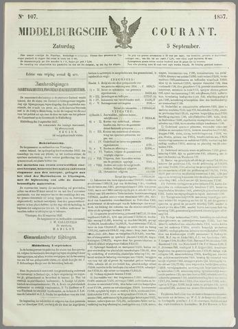 Middelburgsche Courant 1857-09-05