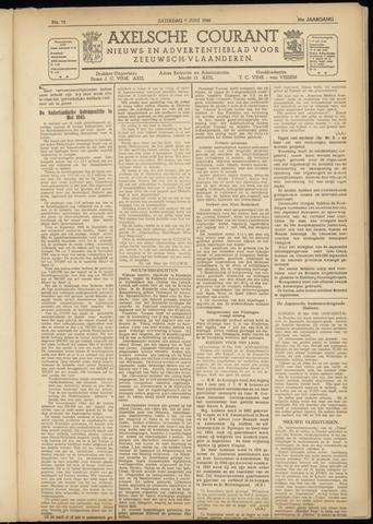 Axelsche Courant 1945-06-09