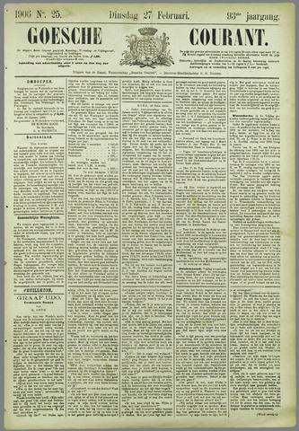Goessche Courant 1906-02-27