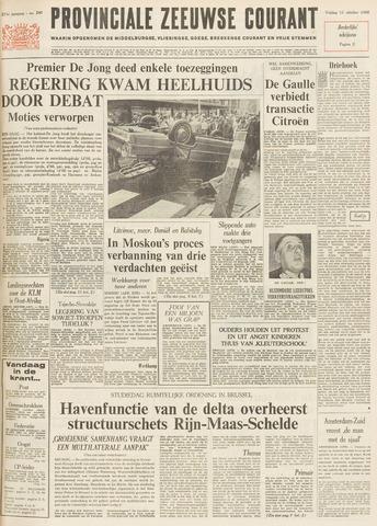Provinciale Zeeuwse Courant 1968-10-11