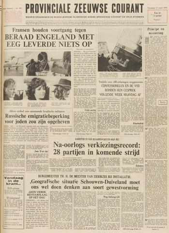 Provinciale Zeeuwse Courant 1971-03-17