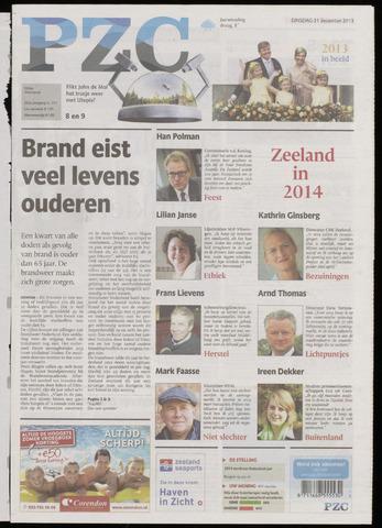 Provinciale Zeeuwse Courant 2013-12-31