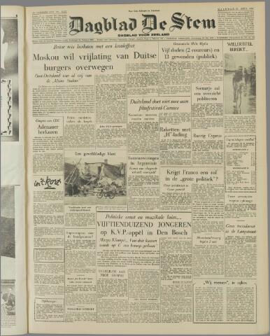 de Stem 1956-04-30