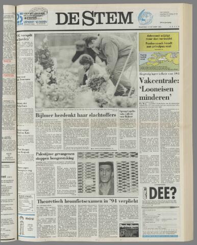 de Stem 1992-10-12