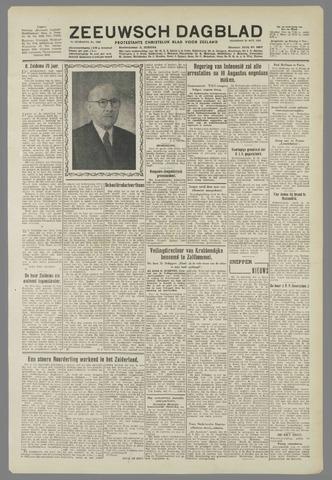 Zeeuwsch Dagblad 1949-10-31