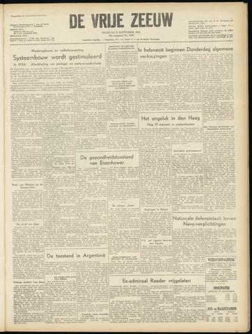 de Vrije Zeeuw 1955-09-27