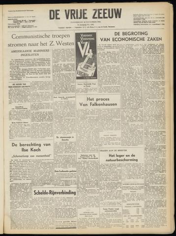 de Vrije Zeeuw 1950-11-30