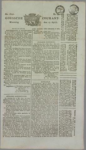 Goessche Courant 1827-04-23