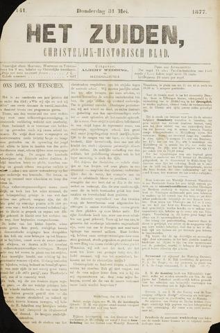 Het Zuiden, Christelijk-historisch blad 1877-05-31