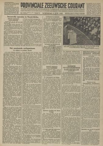 Provinciale Zeeuwse Courant 1942-06-03