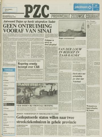 Provinciale Zeeuwse Courant 1978-01-21