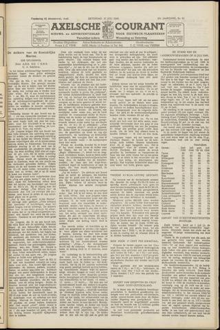 Axelsche Courant 1949-07-30