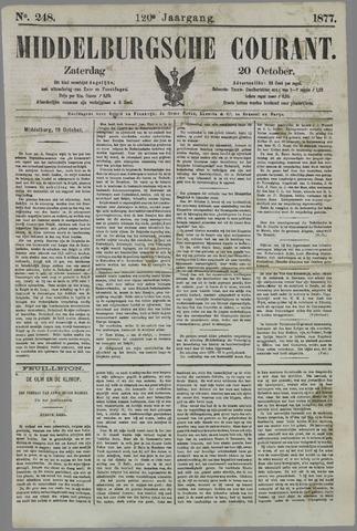 Middelburgsche Courant 1877-10-20