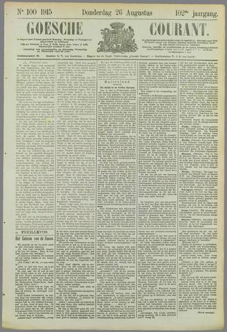 Goessche Courant 1915-08-26