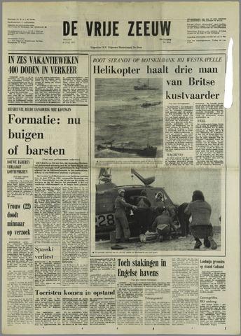 de Vrije Zeeuw 1972-07-28