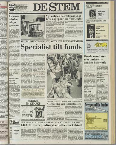 de Stem 1989-04-18